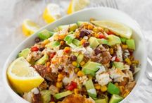 Healthy Dinners / by Allison Raudebaugh