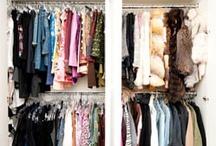 Closets / by Courtney @holdingcourtblog