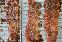 bacon / by Kristen Rettig