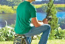 Joe ~ Fishing / by Darlene Mayle Roberts