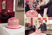 My Dream Wedding- Cake / by Kirsty Henderson