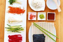 Sushi Party / by Yana Gruntkovskaya