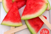 Summer recipes / by Vanessa Bennink