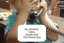 "I love being a ""GRAMMIE""!...  (and a MOM!) / by Michele Knoppel"