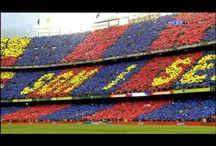 FC Barca / by Kate Chan
