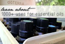 Essential Oils / by Rhea Tabler