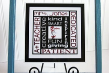 Teacher gift ideas / by Katie Bettis Fisher