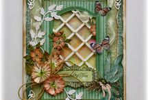 Cards / Pretty handmade treasures / by Paula Calvanico