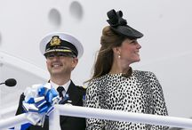 Our Royal Princess: The Duchess of Cambridge / On June 13, 2013, The Duchess of Cambridge named the latest addition to our fleet, Royal Princess. / by Princess Cruises