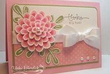 Stampin up Creations / by Teresa Neptune