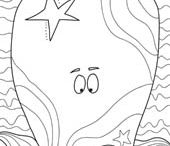 Coloring Pages - Animals / by Doodle Art Alley