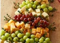 Arreglos con FRUTAS y verduras para fiestas o reuniones / by Patricia Barinotto