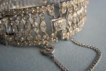 vintage jewelry / by Rebekah Wells