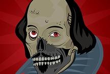 Spooky Shakespeare / by NoSweatShakespeare