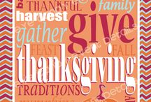 Holidays: Thanksgiving / by Junkin' J