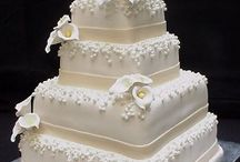 Wedding ideas - Wedding Cakes / by Lisa Pannell Pitkin