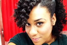 au naturaaal  / natural hairstyles & inspirations  / by Dawnavyn James