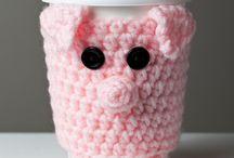 Knit/Crochet / by Stephanie Klein