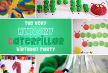 Birthday party ideas / by Kristine Dunkmann