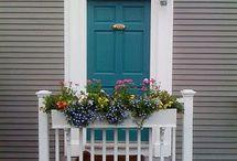 Kathy's house / by Valerie Salzmann