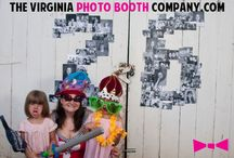 The Virginia Photo Booth Company / by Sabrena Deal