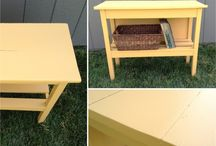 Furniture makeovers / by Leslie Bencivenga