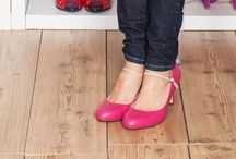Berry palette / by Shoes of Prey