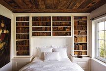 Bookshelf Love / by Nelya Povolotsky