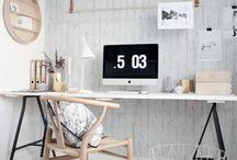 Office Space / by Annelise Kromann