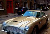 Aston Martin / by Bruno Carvalho