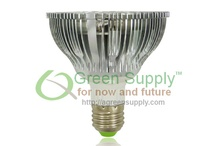 PAR30 LED / Green Supply offers a selection of energy efficient PAR30 LED and BR30 LED (Bulged Reflector) light bulbs. PAR30 bulbs provide wide range of beam widths from narrow spot to wide flood. PAR30 LED light bulbs are well suited for spot lights, flood lights and indoor lighting. PAR30 LED is the Green replacement of PAR30 halogen floodlight and incandescent light bulb. / by Green Supply