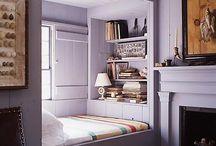 Cozy spaces / by T Davis