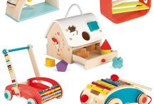 Eco-Friendly Toys / by Healthy Home Company