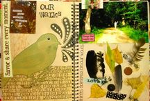 Nature journals / by Sarah Sims