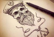Tattoos N Artwork / by Cameron Turton