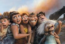 I Croods / Benvenuti sulla board de I Croods, la prima famiglia moderna che vi aspetta dal 21 Marzo 2013 al cinema. http://www.icroods-ilfilm.it/ #ICROODS / by Screenweek CinePin