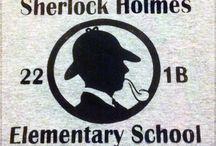 Sherlock / All things Sherlock / by k.we