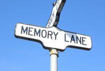 Memory Lane / by Mama Garcia
