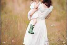 mommy and me pics / by Erin McPheeters Forbush