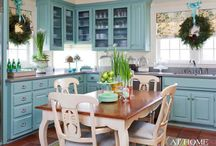~Kitchen & Dining Rooms~ / by Michelle Yo