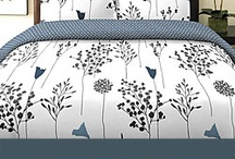 Bedding Ideas / by Courtnay