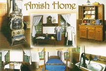 amish / by Penny Wellock
