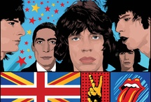 I Know It's Only Rock & Roll.... / .....but I like it, like it, YES I DO!  (and I LOVE The Rolling Stones!) / by Linda