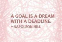 Goals / by Kay Stockham