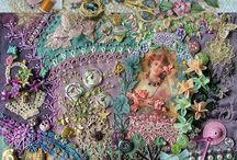 Crazy Quilting / by Janet McNamara Houck