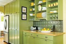 My kind of kitchen / by Sharon Johnson