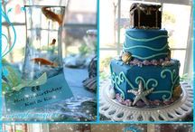 Little Mermaid Birthday Party / by Jessica Timpe