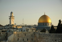 Israel/Palestine- SSA 2014 / by Northwestern College Study Abroad