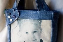 Denim Crafts / by Nell Smith