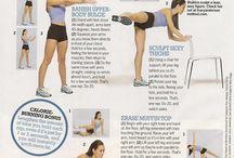 Exercise junkie / by kaylee Scott